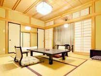 離れ 養春亭「国光」。大正の趣きを表現した客室です。一人旅やカップルにおすすめ!