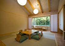琉球畳敷きの和室