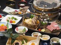 【☆食事☆】彩り豊かな総料理長自慢の人気No1会席!