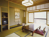 【☆部屋☆】日常から離れた落ち着きの和の空間 純和室