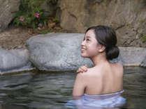 【温泉】無色透明の弱アルカリ単純泉。下呂温泉は美肌の湯です。