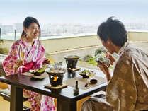 美味しいお料理と、大切な方との楽しい会話で、ココロもお腹も満たされる♪