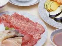 バーベキューレストラン サジャ(4号館)新鮮素材をご自分で♪