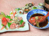 【洋室ツイン】伊豆を満喫金目鯛食べつくし