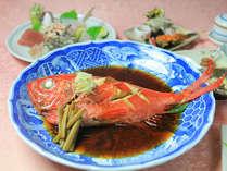 【洋室ツイン】金目鯛と地魚の和食プラン
