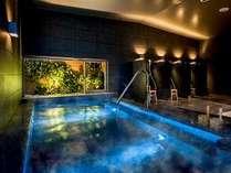 奥湯河原から運搬している天然温泉をお楽しみください♪