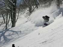 ☆野沢の冬はやっぱりスキー!リフト1日券が付くお得な素泊まりプラン♪食事はお好きな処で【素泊まり】