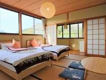 ツインルーム・和室