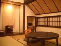 隠れ家のようなかわいいお部屋