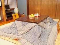 *【和室20畳】冬はこたつで温まって下さい♪