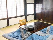 *【和室6畳(一例)】の~んびりできるコタツのお部屋♪