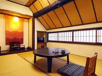 *和室6畳(一例)それぞれ趣が違う、隠れ家のようなお部屋です。