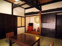 *和室8畳(一例)それぞれ趣が違う、和の情緒あふれる客室。