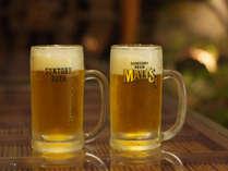 *【ビール(イメージ)】暑い夏には冷たいビール!ついつい飲んでしまいますね…