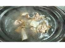 国産すっぽん鍋 と 飛騨高山郷土料理 コース