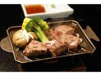 しまね和牛の鉄板焼き(写真はイメージです)