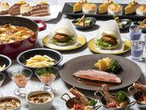 開業1周年記念♪期間限定ディナーブッフェ&フレンチトーストがおすすめ朝食付 12時C/OUT