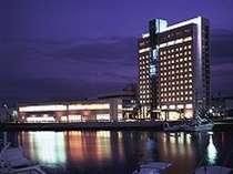 徳島の格安ホテル 徳島グランヴィリオホテル