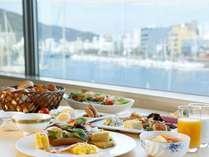 ◇約40種類の和洋バイキング朝食◇