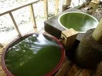 伊豆河津七滝温泉 『お抹茶風呂』の宿つりばし荘