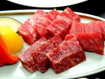 山形ブランド牛を3種をステーキで食べ比べ