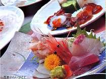 【スタンダード】新鮮な海の幸&湯上がりスベスベ温泉