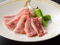チョイス料理:【にいがた和牛の焼肉】 ※イメージ