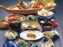 【日本海コースプラン】/特選会席+チョイス1品! ※一例