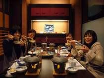 和ダイニング『彩香』で楽しいお食事を!