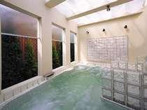新館ポピースプリングスの浴場も勿論温泉。※写真は女性風呂