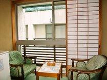 【訳あり和室】お部屋からの眺めはご覧のとおりですので、ご了承くださいませ。