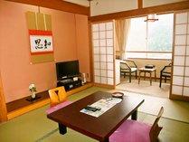 6畳タイプの和室一例です。