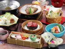 【瀬戸姫会席】 ~シーフード仕立ては瀬戸内の鮮魚『鱧』・『穴子』・『シャコ』~