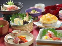 【このは会席】 ~きのこパイシチュー・鶏すき鍋など秋のスタンダード会席~