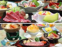 お一人ずつ違うお料理をご用意いたします。分け合ってお楽しみください。