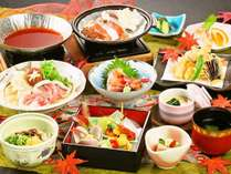 【このは会席】秋茸とサーモンの特製味噌焼きと豚チゲ鍋をお楽しみください