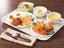 【朝食盛り付け例】ピラフ※イメージ