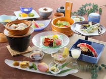 【夏季限定】嵐山で四季を味わう~栄養満点!夏の京野菜ヘルシー会席~