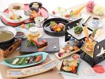【春爛漫/美味旬彩】15皿の多彩な料理で旬の京都を堪能!ビナリオ自慢の料理を味わえます