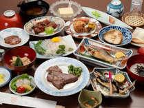 *【竹】洋のテイストをいれた料理(お肉とお魚のどちらかでお選びください)