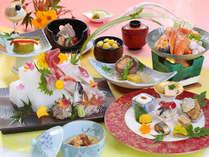 秋の日本料理(イメージ)