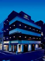HOTEL CROSSOVER (ホテル クロスオーバー)
