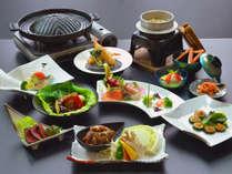 【北海道じゃらん5月号記載】 空知肉プラン南幌ジンギスカンと富良野産のお肉を召し上がれ