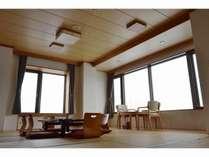 【新館おまかせ和室】 客室は全室和室でございます。