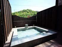 ◆屋上露天風呂◆大空を楽しんで