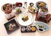 【11/20~2/29】旬の味覚コース「山茶花プラン」