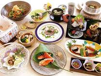 《秋》深秋会席(2食付)■のどぐろ&松茸の土瓶蒸付 厳選食材会席