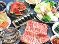 1日1組限定×古民家貸切◆大人数大歓迎♪夕食は新鮮な自家製野菜BBQでみんなでワイワイ楽しむ★【2食付き】