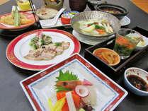 【夕食の一例】12月の釧路型薬膳夕食メニュー