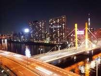 【素泊まり】上層階リバービュールーム★隅田川が見えるお部屋で少しリッチな気分に♪お薦めです!